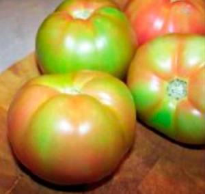 не дозрели томаты