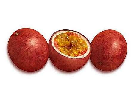 Зрелые плоды пассифлоры